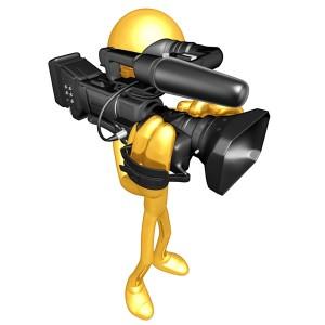UKBiz.TV cameraman